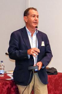 D. Juan Antonio Valero Presidente Asociación Amigos de la Concepción
