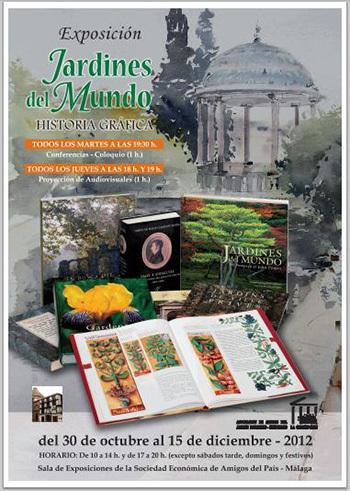 jardines del mundo historia grafica