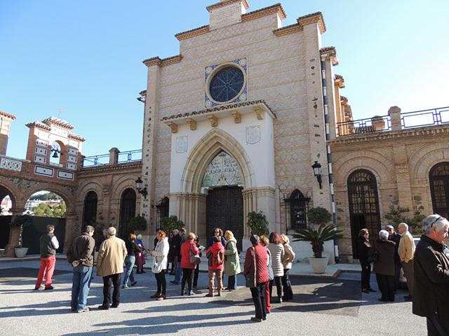 Visita al Seminario de Málaga