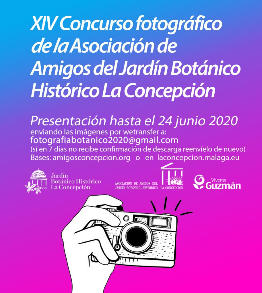XIV cartel concurso fotografía - 2020
